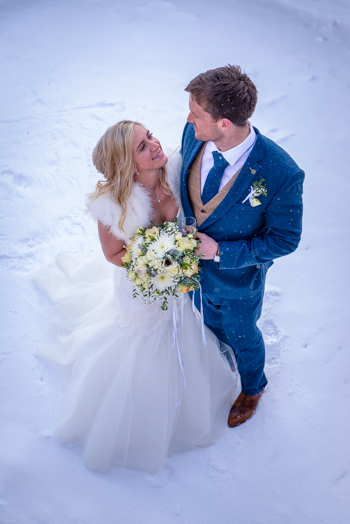 val disere wedding
